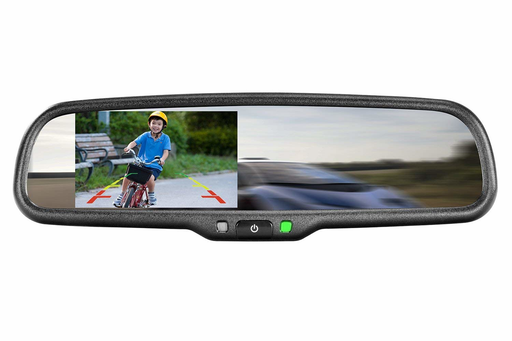 Rear View Mirror Monitor 4.3""