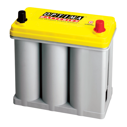 BATTERY YELLOW 12V / RC 66 / BCI 51R