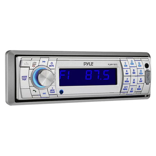 IN-DASH MARINE RADIO USB/MP3