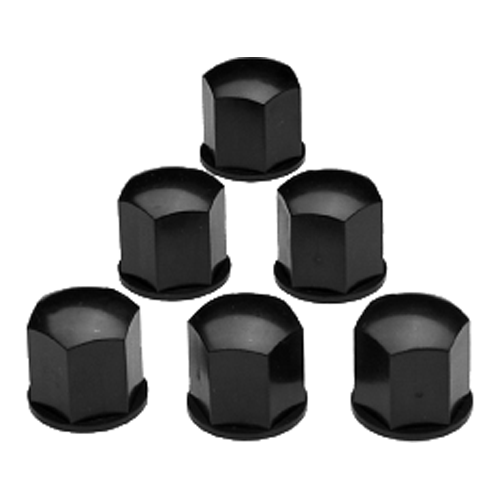 NUT COVER (BLACK ABS PLASTIC)