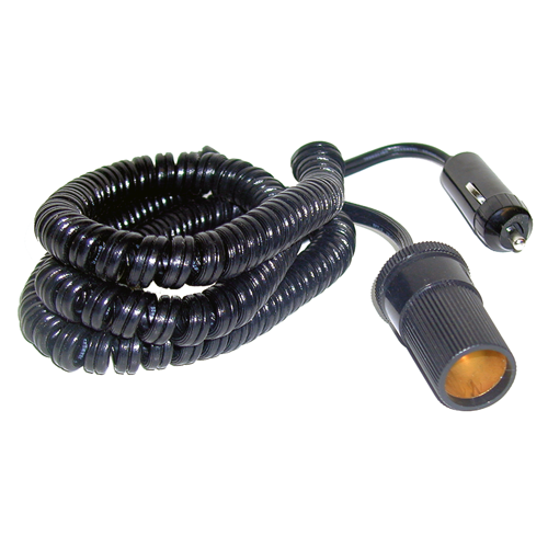 12V 15' COIL EXTENSION CORD