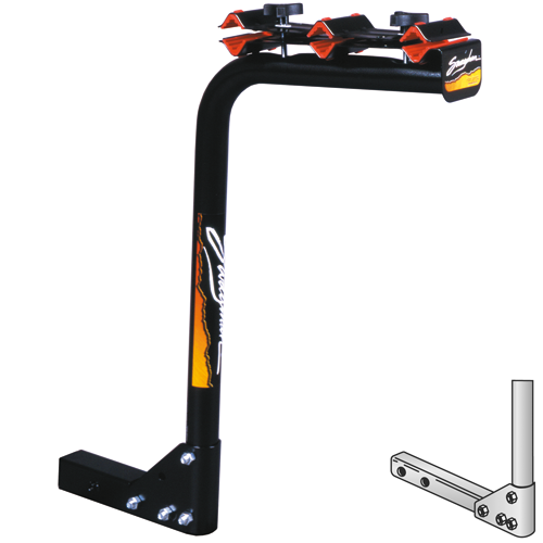 "STANDARD BIKE RACK 2"" RECEI"