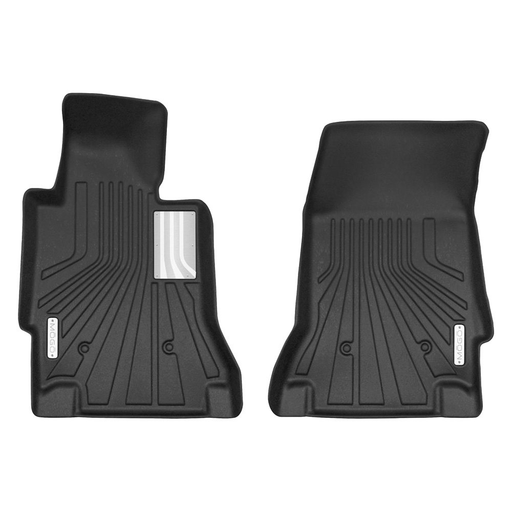 Husky Liners® • 70001 • MOGO • Floor Liners • Black • First Row