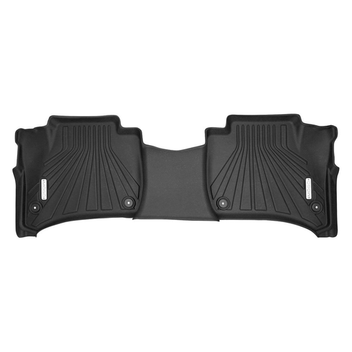 Husky Liners® • 70311 • MOGO • Floor Liners • Black • Second Row