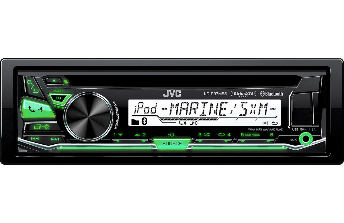 RADIO MARIN USB/CD/BLUETOOTH/RDS