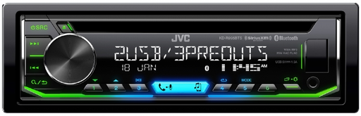 1-DIN CD RADIO WITH  BLUETOOTH