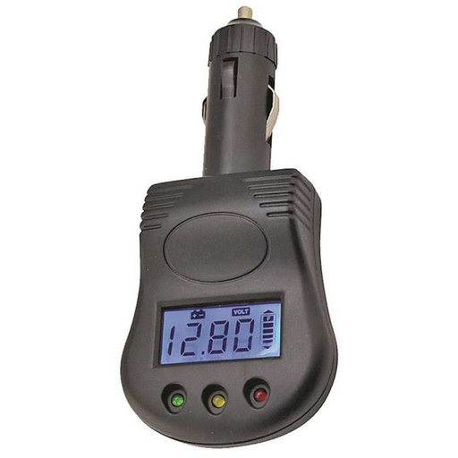 12V DIGITAL VOLTMETER