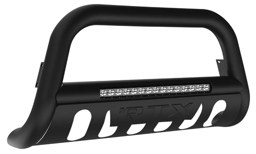 RTX RTX23011BS - Stainless Steel Bull Bars With LED Dodge Ram 1500 2019