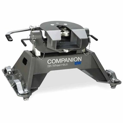 BW RVK3710 - 20K Companion Fifth Wheel Hitch for GM Pucks System 2020