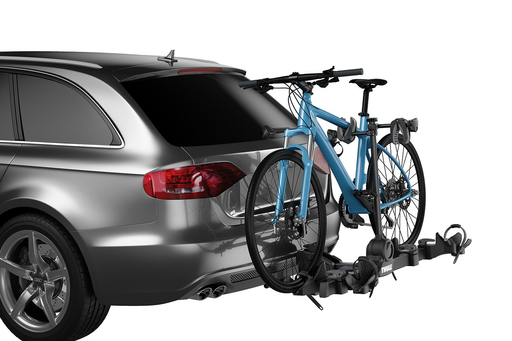 "Thule 9054 - Doubletrack Pro Hitch Mount Bike Rack (2 Bike Rack Fits 1-1/4"" and 2"" Receivers)"