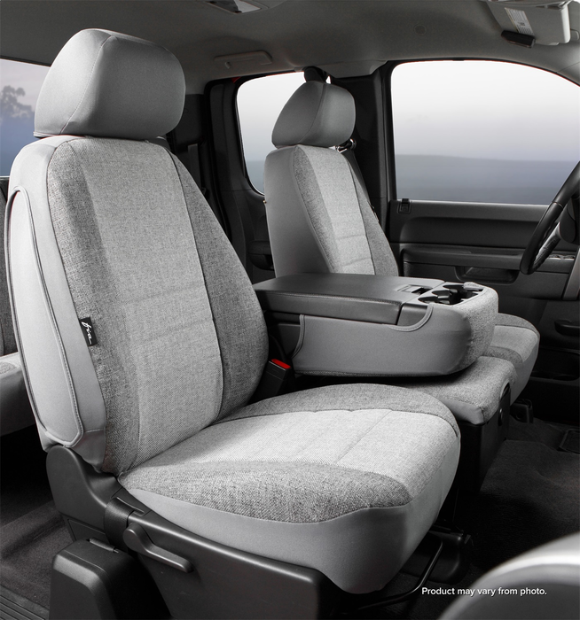 FIA® • SP88-30 GRAY • Seat Protector • Polyester custom fit truck seat covers for the heavy industrial user