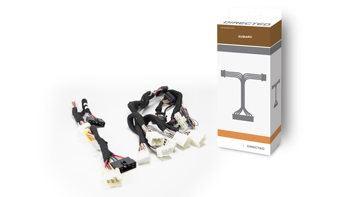 Autostart THSUN1 - T-Harness for Subaru Key Type, (DS4+ Only)