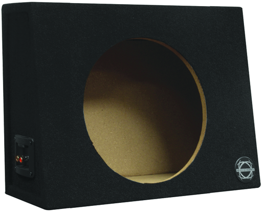 "Bassworx TS10 - Enclosure for Subwoofer Single 10"" 0.6 cu. ft. (sealed) 16.5""W x 13.5""H x 7.8""D"