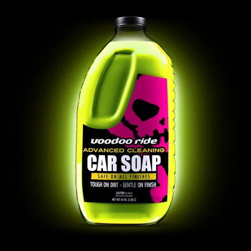 CONCENTRATED CAR SOAP 64OZ