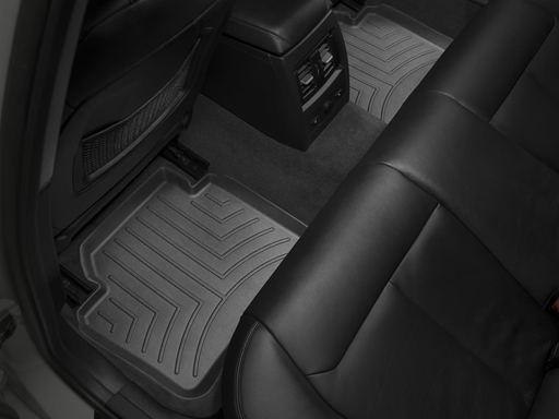 Weathertech® • 441022 • FloorLiner™ • Molded Floor Liners • Black • Second Row