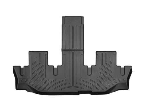 Weathertech® • 4414753 • FloorLiner™ • Molded Floor Liners • Black • Third Row