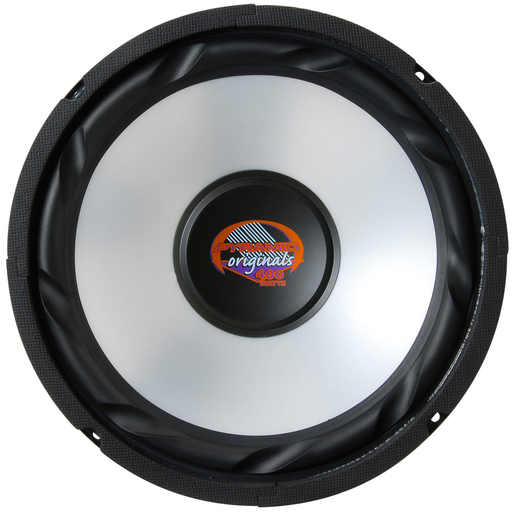 "10"" POLY WOOFER"