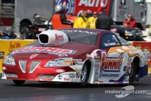 ANDERSON WINS THIRD RACE IN BRAINERD, FOURTH OF 2011