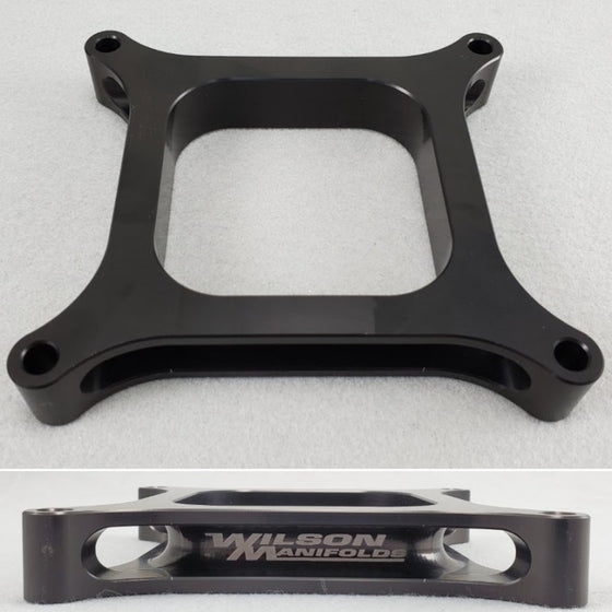 "4150 Carb Spacer - 1.00"" Open Lightweight"