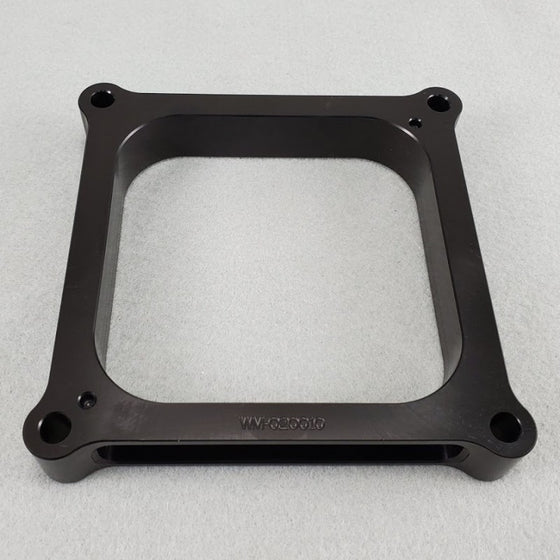"4500 Carb Spacer - 1.00"" Open Lightweight"