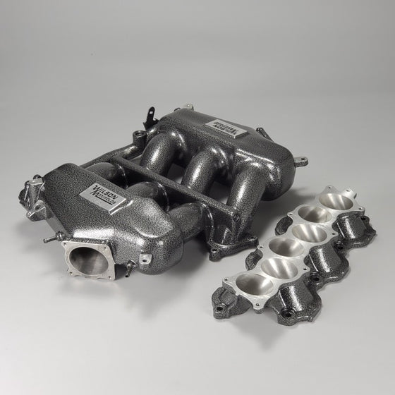 Ported + Modified Nissan GT-R Manifold - Hammercoat