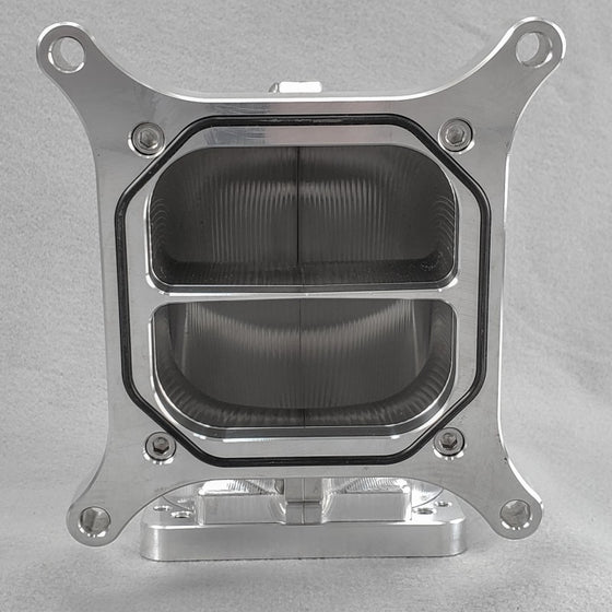 65-92mm 4150 Front/Rear Billet Elbow