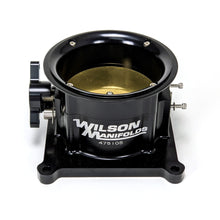Fatmouth 4150 105mm Billet Throttle Body - 2000+ CFM