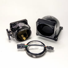 105mm Hi-Boost Dual Seal Throttle Body + 4500 Billet Elbow Combo