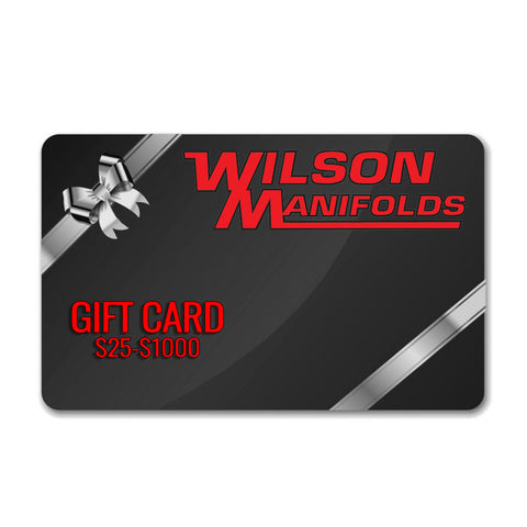 Wilson Manifolds Gift Card