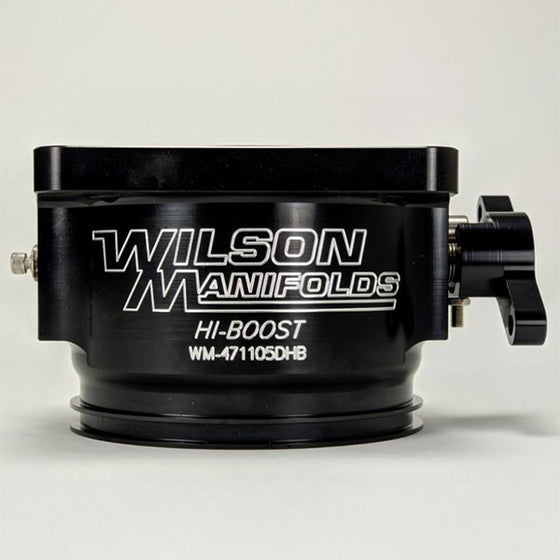 HI-BOOST 105MM BILLET THROTTLE BODY