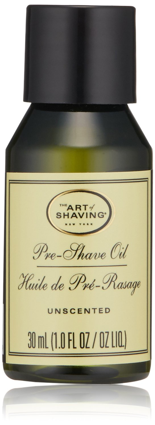 UNSCENTED PRE-SHAVE OIL - 1 OZ