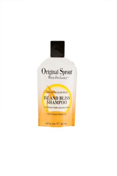 Island Bliss Shampoo 24ml (Sample)