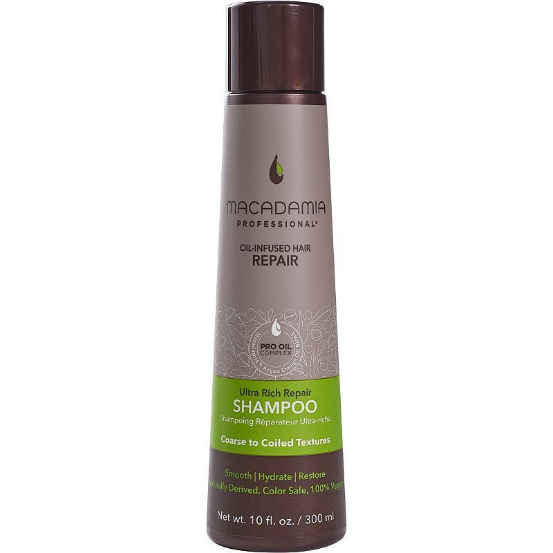 Macadamia Ultra Rich Repair Shampoo - Retail 10Oz