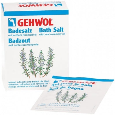 Rosemary Bath Salt: 0.88 oz./25 ml (10 units)  ****DISC.. ......