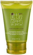 Baby Nourishing Body Lotion 2 oz Tube