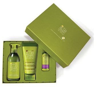Baby Gift Set (Soothing Balm)..Shampoo & Body Wash 8oz/240ml..Nourishing Body Lotion 6 oz/180ml..Soothing Balm 0.45oz/13g