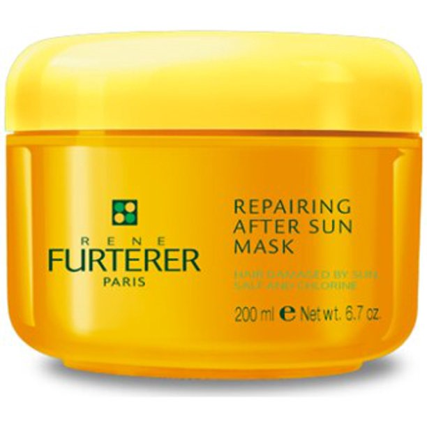Rene Furterer Repairing After Sun Mask, 6.76 Oz