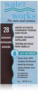 Waterworks Permanent Powder Hair Color
