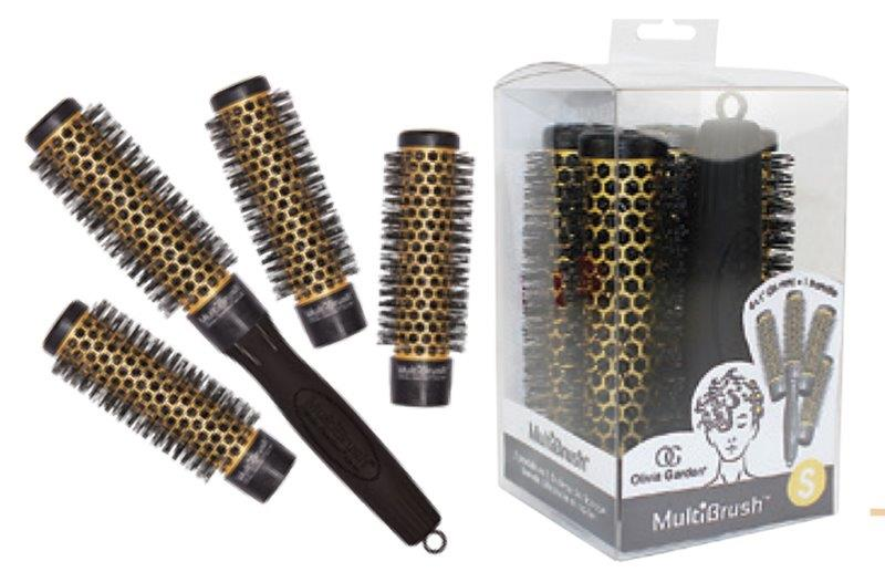 Multibrush 5-pc Kit Deal Contains: 4 x MB-26B ??? 1??Ñ ??? 26 mm: 1 x MB-H1 handle with pick & 1 clear box