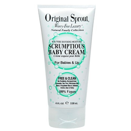 Scrumptious Baby Cream 4oz