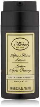 After-Shave Lotion - Unscented - 3.3 oz After-Shave Lotion