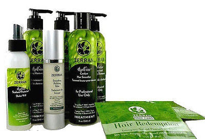 Reallisse- Vegan Hair Smoothing System