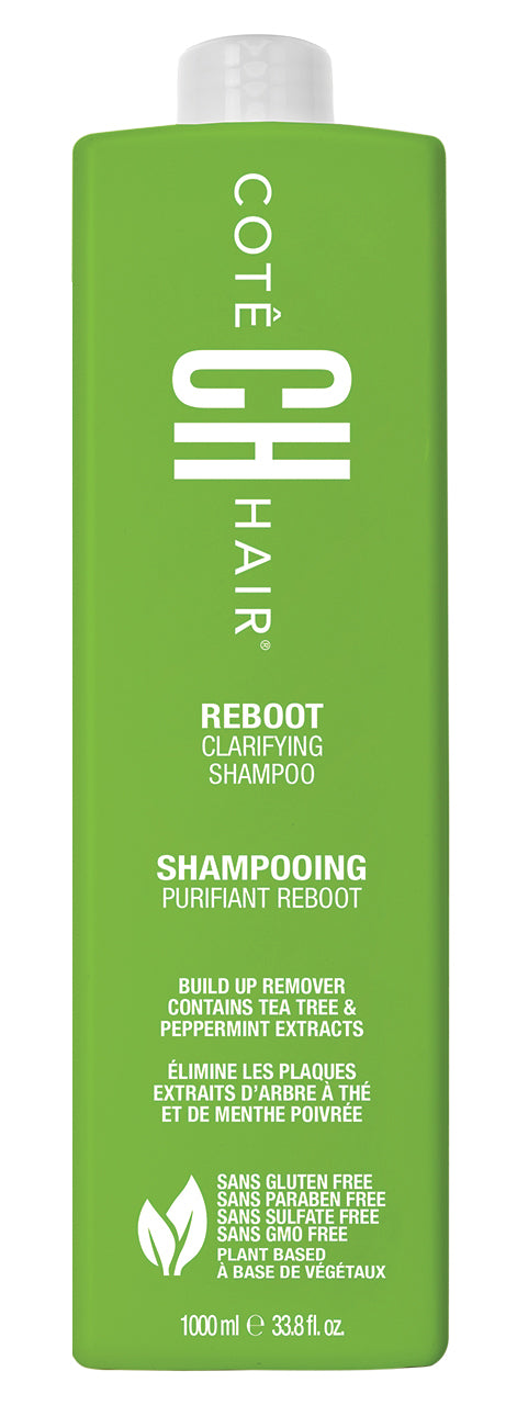 Reboot Clarifying Shampoo 33.8 fl.oz/ 1000ml