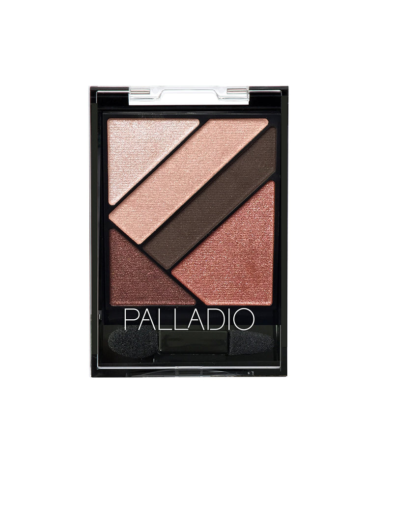 Palladio Silk Fx Eyeshadow Palette, A La Mode