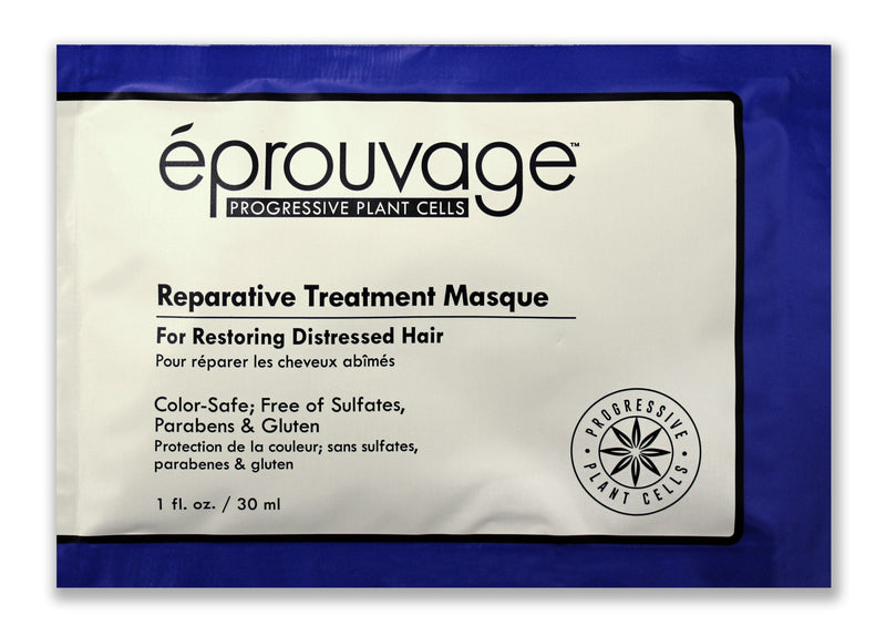 Eprouvage Reparative Treatment Masque Packette