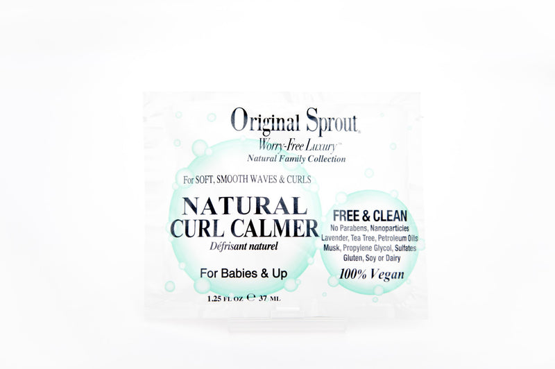 Natural Curl Calmer 1.25oz (Sprout Pack)
