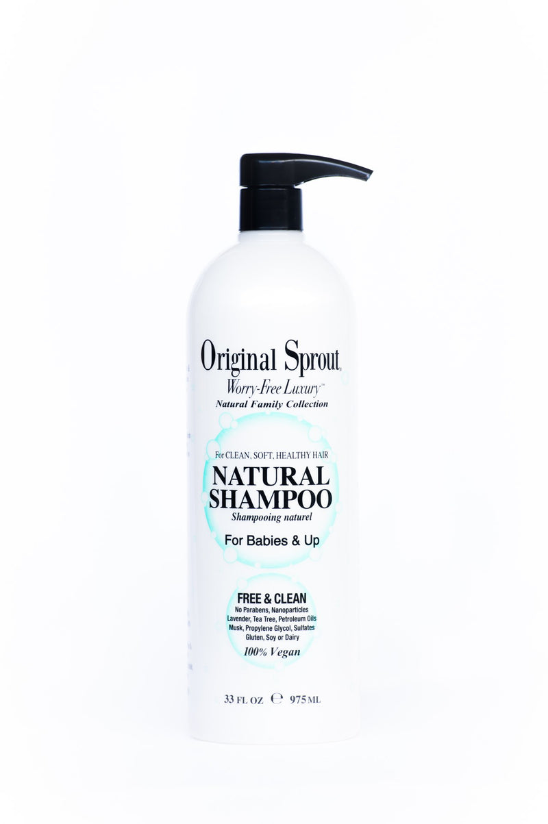Natural Shampoo 33oz