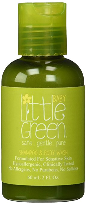 Baby All In One Shampoo & Body Wash 2oz