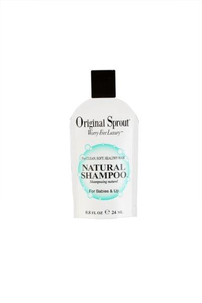 Natural Shampoo 24ml (Sample)
