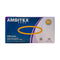 Ambitex V200 Vinyl Exam Gloves Clear Medium, 100Ct